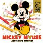 mickey mouse: libro para colorear. especial 90 aniversario-9788416917983