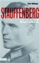 stauffenberg peter hoffmann 9788423341283