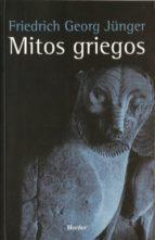 mitos griegos friedrich george junger 9788425424083