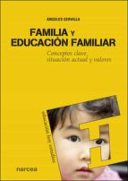 familia y educacion familiar-angeles gervilla-9788427715783