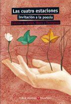las cuatro estaciones, invitacion a la poesia: auxiliar bup 9788431648183
