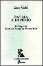 patria e imperio: ensayos politicos-gore vidal-9788435027083