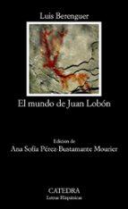 el mundo de juan lobon-luis berenguer-9788437627083