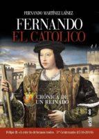fernando el católico. crónica de un reinado (ebook)-fernando martinez lainez-9788441436183