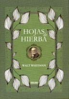 hojas de hierba walt whitman 9788445909683