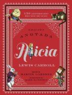 alicia anotada (150 aniversario / edición de lujo) lewis carroll 9788446043683