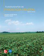 fundamentos de fisiologia vegetal (2ª ed.)-joaquin azcon-bieto-9788448151683