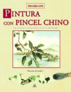 pintura con pincel chino: luz color composicion estilo inspiracio n pauline cherrett 9788466208383