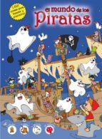 el mundo de los piratas 9788466226783