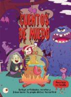 cuentos de miedo-carmen gil martinez-9788467590883