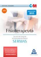 fisioterapeuta del servicio de salud de la comunidad de madrid. t est-9788467650983
