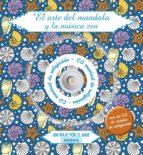 un viaje por el mar con cd musical de relajación: el arte del mandala y la musica zen-9788467746983