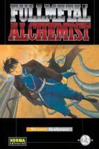 fullmetal alchemist 23-hiromu arakawa-9788467900583