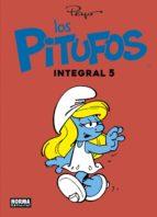 los pitufos: integral 5 9788467934083