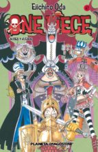 one piece nº 47-eiichiro oda-9788468471983