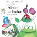 álbum de bichos-antonio rubio-9788469833483