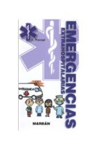 emergencias extrahospitalarias (pocket) r. moratal 9788471019783