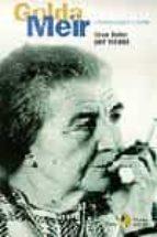 golda meir: una lider per a israel-roser lluch i oms-9788473068383