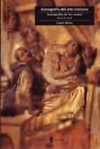 iconografia de los santos: de la a a la f 9788476282083