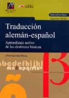 traduccion aleman español. guia del profesor 2ª edicion: aprendiz aje activo de las destrezas basicas silvia gamero perez 9788480217583