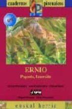 ernio: ernio, pagoeta, izarraitz-miguel angulo bernard-9788482162683