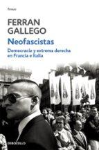 democracia y extrema derecha en francia e italia-ferran gallego-9788483464083