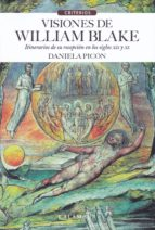 visiones de william blake-daniela picón-9788483593783