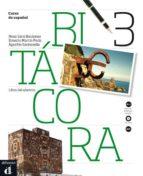 bitacora 3 libro del alumno (incluye cd)-9788484438083