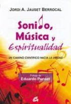 SONIDO, MÚSICA Y ESPIRITUALIDAD (E-BOOK) (EBOOK)