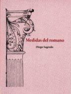 medidas del romano-diego de sagredo-9788487988783