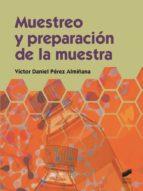 muestreo y preparacion de la muestra-victor daniel perez almiñana-9788490770283