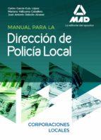 manual para la dirección de policía local-9788490938683