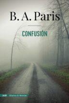 confusión b.a. paris 9788491049883