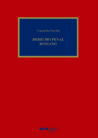 derecho penal romano contardo ferrini 9788491232483