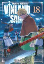 vinland saga nº 18-makoto yukimura-9788491461883