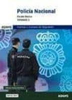 POLICIA NACIONAL ESCALA BASICA TEMARIO 3 FUERZAS Y CUERPOS DE SEGURIDAD