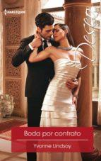 boda por contrato (ebook) yvonne lindsay 9788491705383