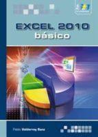 excel 2010 basico-pablo valderrey sanz-9788492650583