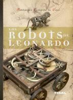 El libro de Los robots de leonardo autor MARIO TADDEI EPUB!