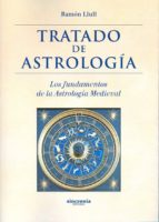 tratado de astrología ramon llull 9788494545283