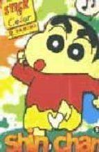 shin chan (stick & color)-9788495706683