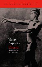 diario vaslav nijinsky 9788496136083