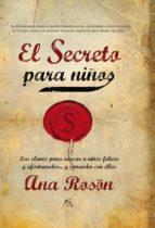 el secreto para niños ana roson 9788496632783