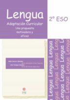 lengua 2º eso: adaptacion curricular-belen navarro gonzales-9788497004183