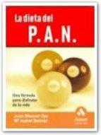 la dieta del p.a.n.-juan manuel opi lecina-9788497352383