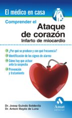 comprender el ataque de corazon: infarto de miocardio antoni bayes de luna 9788497353083