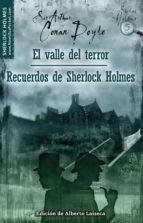 el valle del terror y recuerdos de sherlock holmes arthur conan doyle 9788497635783