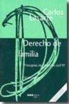 principios de derecho civil, vi. derecho de familia (8ª ed)-carlos lasarte alvarez-9788497686983