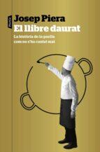 el llibre daurat-josep piera-9788498094183