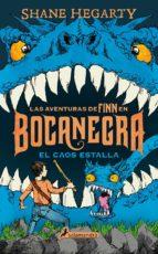 bocanegra iii: el caos estalla-shane hegarty-9788498388183